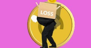 investment loses money